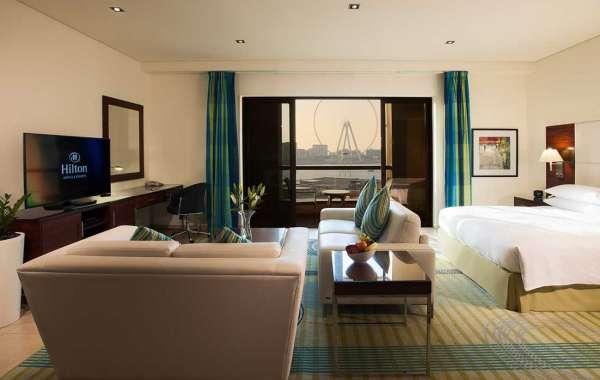 Hilton Dubai The Walk Lets You Enjoy a Long-term Stay Offer this Summer
