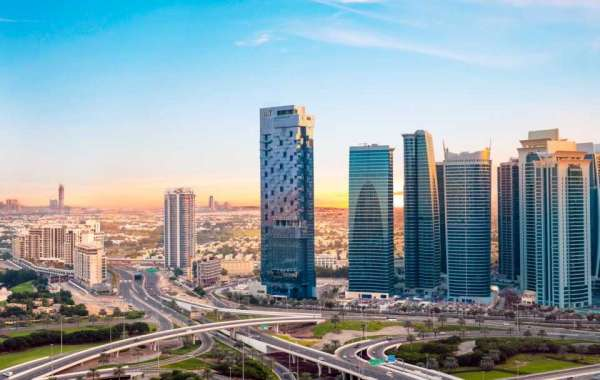 Taj Jumeirah Lakes Towers: Favourite New Hotel in the MENA Region