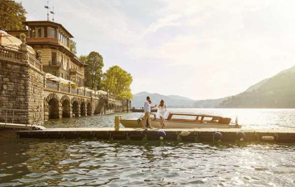 Mandarin Oriental, Lago di Como Welcomes Guests as Italy Reopens Borders to Tourists
