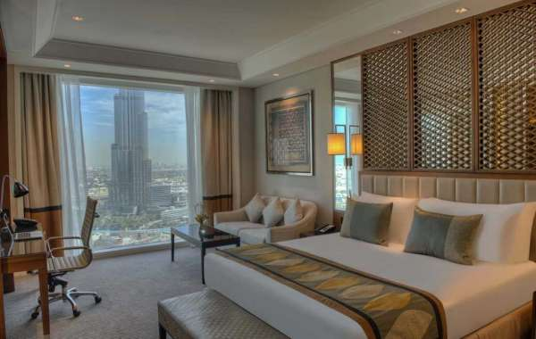 Chic City Staycations at Taj Dubai