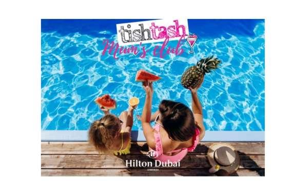 Exclusive Mummy's Club Launch by Hilton Dubai Jumeirah and TishTash