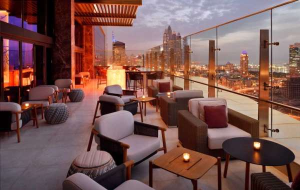 TWENTY THREE Rooftop Reopens with a Special AED 13 Beverages Offer
