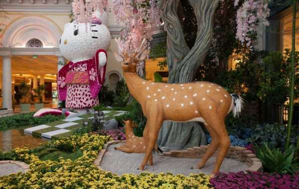 Journey through Japan with Stunning Summer Display at Bellagio's Conservatory & Botanical Gardens