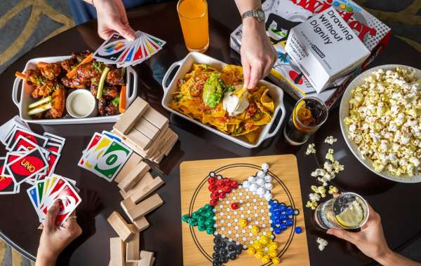 Dubai Marriott Harbour Hotel & Suites Offers a Game Night Staycation