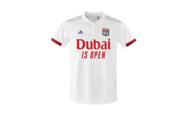 "Olympique Lyonnais to Play Debut Match in ""Dubai is Open"" Jerseys"