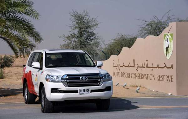 First Annual Report Release by Dubai Desert Conservation Reserve