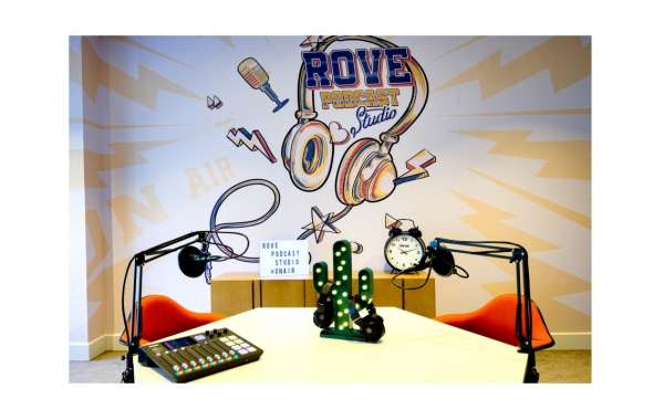Introducing Rove Hotel's Podcast Studio, Available for Free to Podcasters & Content Creators