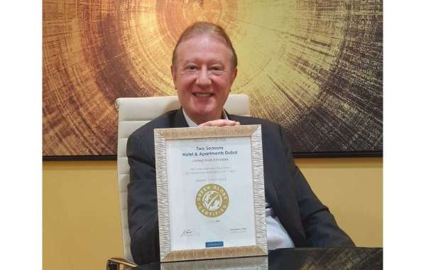Two Seasons Hotel and Apartments Dubai: Successful Gold Certification