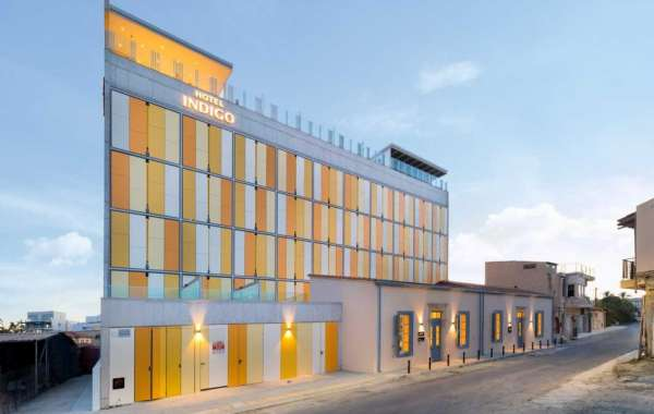 Opening of Hotel Indigo® Larnaca Marks IHG® Hotels & Resorts Second Hotel in Cyprus