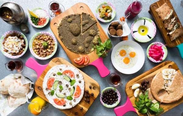 Celebrate with Traditional Levantine Cuisine this Eid Al Adha