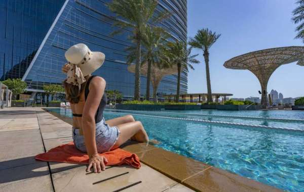 Rosewood Abu Dhabi Lets You Stay Cool this Summer