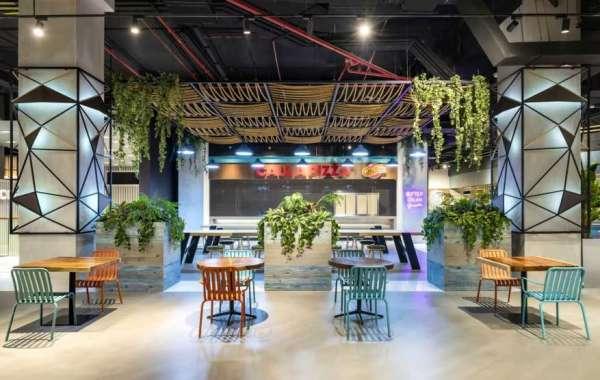 The New Urban Food Hall: DIFC South Market