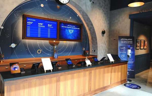Dreamscape, Magic Planet, Little Explorers and iFly Dubai, Reopens