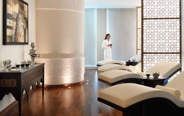 Wellness Haven at Saray Spa at JW Marriott Marquis Dubai