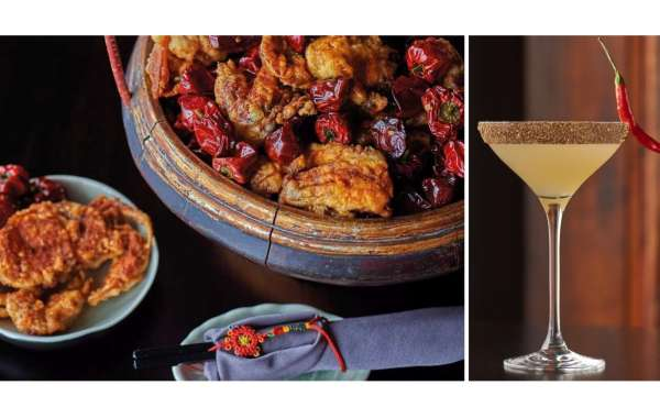 Free-Flow Red Lantern Evening to Spice Up Your Wednesday at Hutong