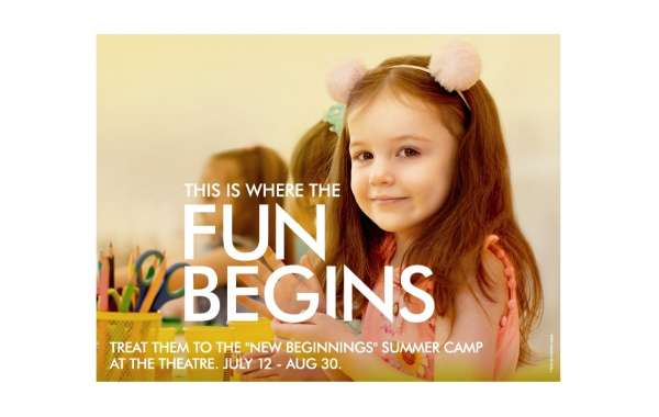 """Mall of the Emirates' """"New Beginnings"""" Summer Camp Wants the Little Ones to Indulge their Creativity"""