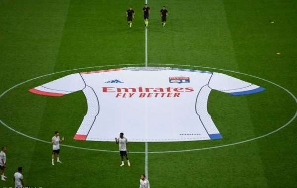 Emirates and Olympique Lyonnais Reveals the Official 20/21 Home Jerseys