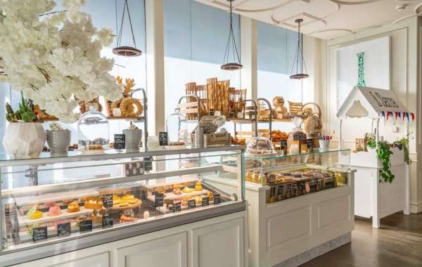 New Desserts and Pastries at La Serre Boulangerie