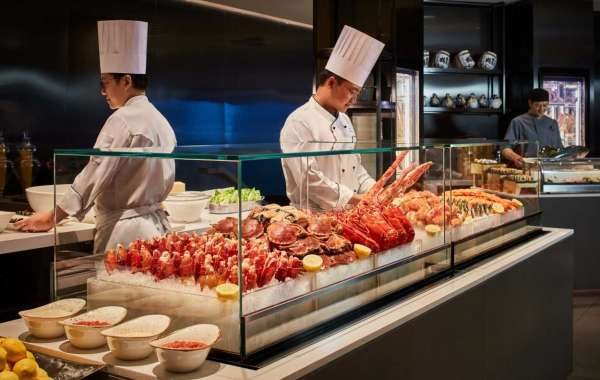 Spectacular Eatcation at JW Marriott