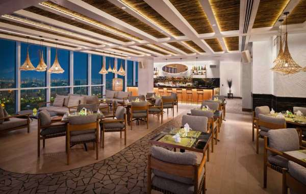 Paros at Taj Jumeirah Lakes Towers Launches New Concepts, Nisi on 46 and ABOVE