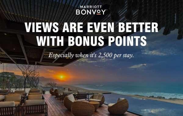 Marriott Bonvoy's Summer / Fall Promotion: Earn Bonus Points Quicker