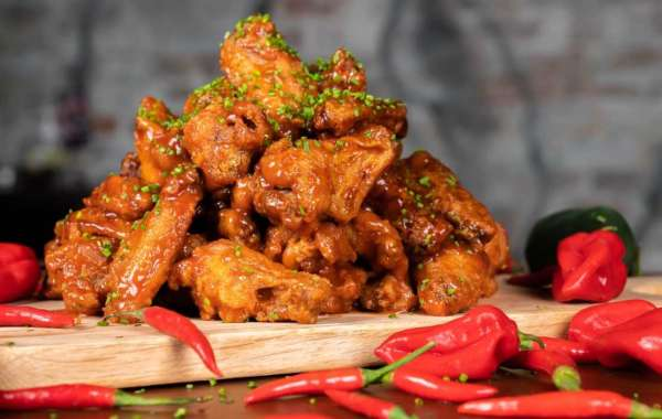 Spicy Wing Challenge at Distillery this Wednesday