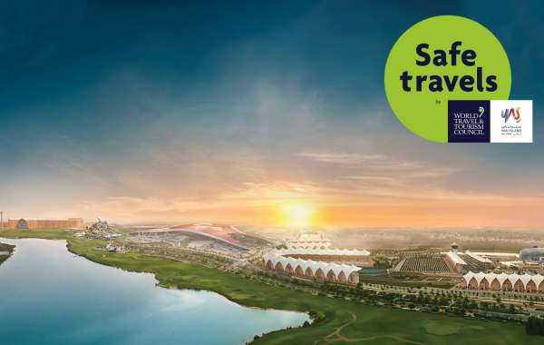 Yas Island First Destination in Abu Dhabi to Receive Coveted WTTC 'Safe Travels' Stamp