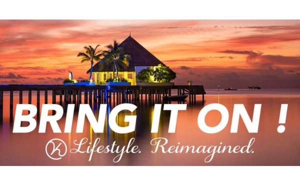 'Bring It On' with Kandima Maldives Re-opening Campaign