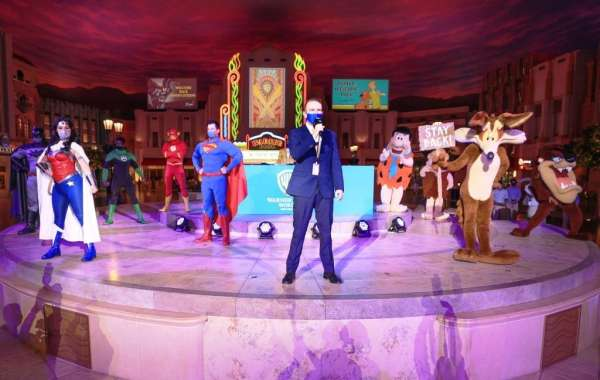 Warner Bros. World™ Abu Dhabi Offers an Action-packed Summer