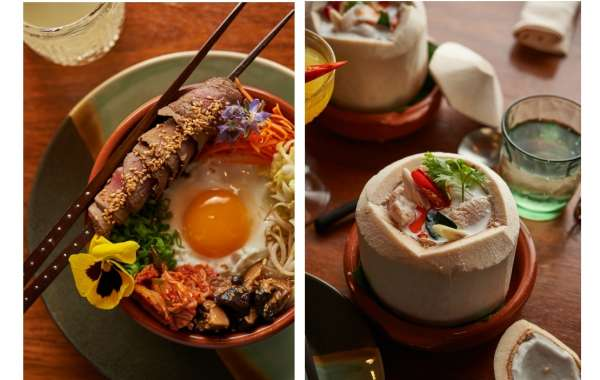 Pho Real Saturday Night Brunch Launch at Sui Mui