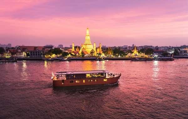 A Maiden Journey to Thailand's Lost Kingdom of Ayutthaya