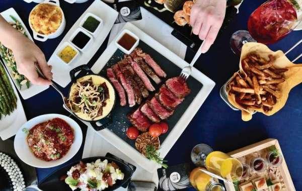 Destination of Exceptional Taste at the JW Marriott Marquis