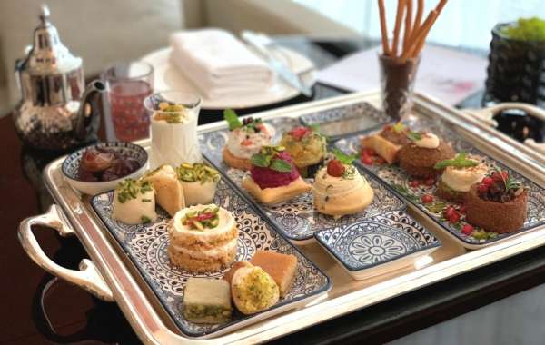 Themed Afternoon Tea Experiences Delights all Tastes