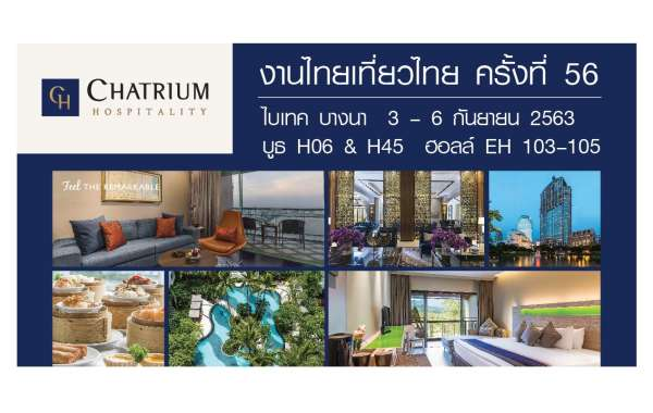 Chatrium Offers Great Promotional Deals during the 56th Thai Tiew Thai Fair
