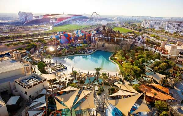Set to Reopen on August 4 - Yas Waterworld