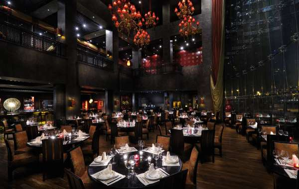 Buddha-Bar Dubai Turn Up the Heat Before Summer Ends