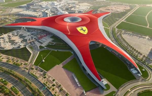 Adults at Kids' Price in Ferrari World Abu Dhabi