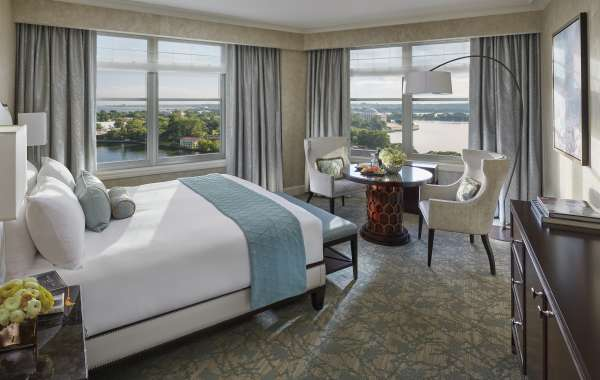 Mandarin Oriental, Washington DC Reopens