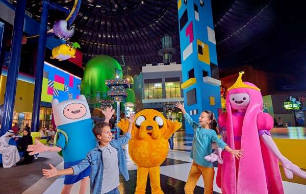 Entertainment Centres and Attractions across Dubai Offers Fun-filled Summer Awaits Families and Children