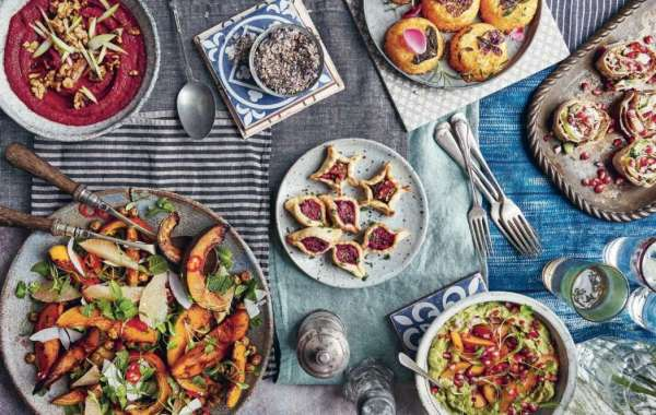 DAYMA Launch in Dubai by Celebrated cookbook author Bethany Kehdy
