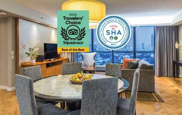 Chatrium Residence Sathon Bangkok Wins 2020 TripAdvisor Travelers' Choice Best of the Best Award