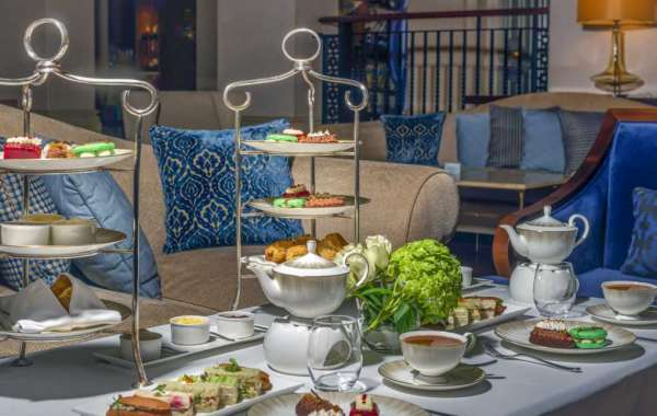 Afternoon Tea Week Celebration at The Ritz-Carlton Dubai JBR