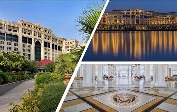 Palazzo Versace Dubai - Enjoy Summer in the City!