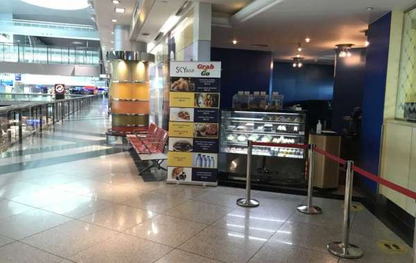 Grab & Go Counter Launch at Dubai International Hotel