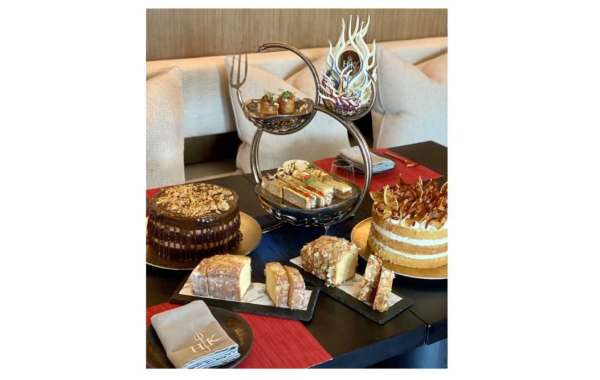 Hellicious Afternoon Tea Experience at Gordon Ramsay Hell's Kitchen Dubai