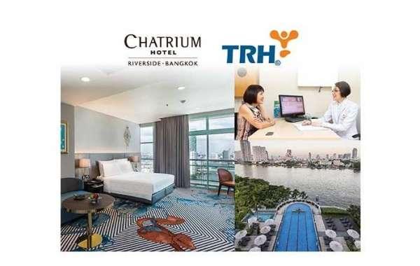 'Sleepless Society Program' Introduced by Theptarin Hospital and Chatrium Hotel Riverside Bangkok