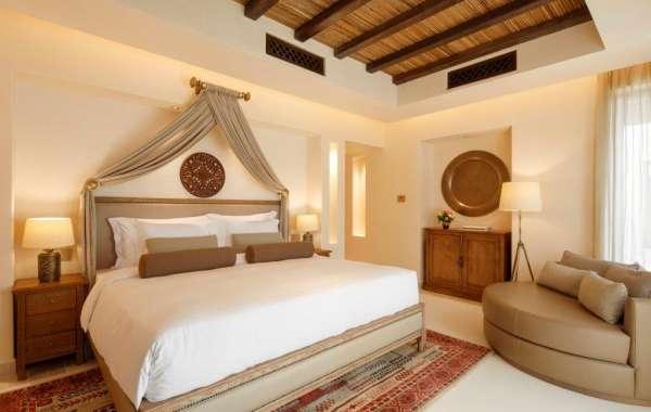 Al Wathba, A Luxury Collection Desert Resort & Spa Marking its Debut