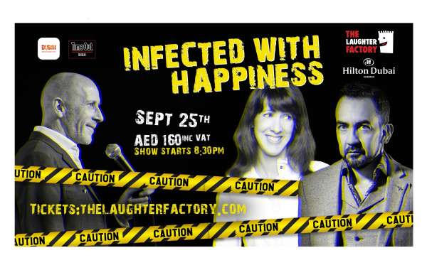 Laughter Factory Stand-up Comedy Show at Hilton Dubai Jumeirah