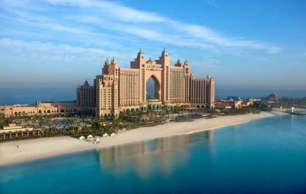 Free In-Resort PCR Covid-19 Tests at Atlantis,The Palm