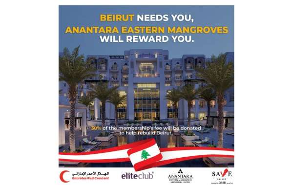 Save Beirut Campaign Offer by Anantara Eastern Mangroves